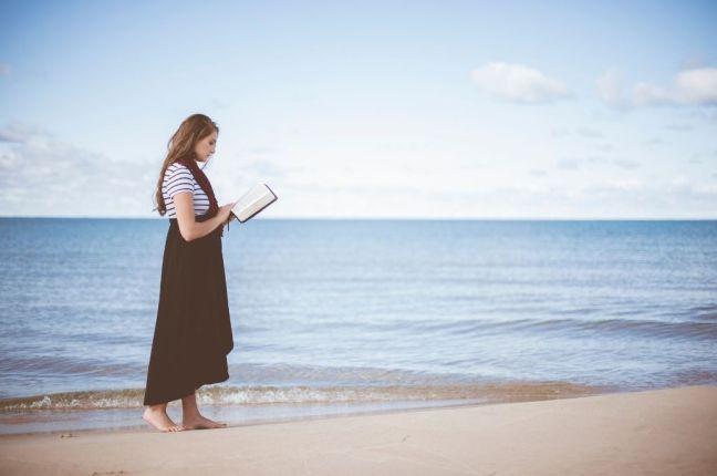 mujer, biblia